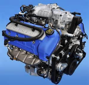 5 8 L Ford 5 8l 4v Svt Supercharged Engine 2013 2014 58 Engine