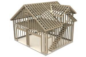 Framing A Gable Dormer How To Design A Garage In Solidworks