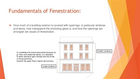 fundamentals of building orientation and layout planning fenestration
