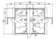 commercial bathroom floor plans ada bathroom floor plans bing images d e s i g n e r