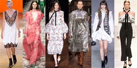 popular trends 2016 spring 2016 runway trends spring summer 2016 fashion trends