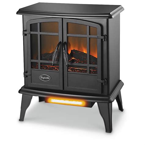 comfort glow heaters comfort glow keystone quartz electric stove heater