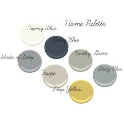 Simply white hale navy fieldstone half moon rp paint pinterest