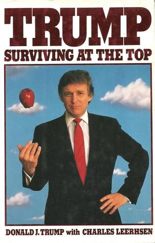 biography of donald trump pdf trump surviving at the top by donald j trump reviews