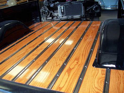 how to make a wood truck bed oak bed wood 1960 1972 fleetside american classic trucks bedwood