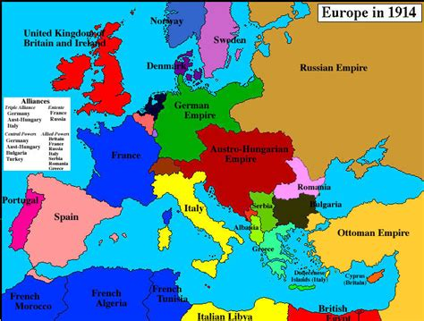 russia map of europe 2035 map of europe 1914 geschichte engl