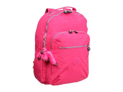 Backpack Kipling kipling seoul backpack with laptop protection vibrant pink