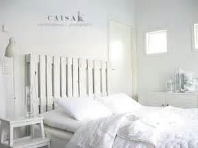 fabriquez cette t 234 te de lit palette blanche et mode