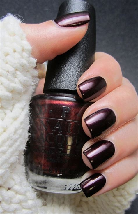best opi nail colors best 25 fall nail colors ideas on fall nail