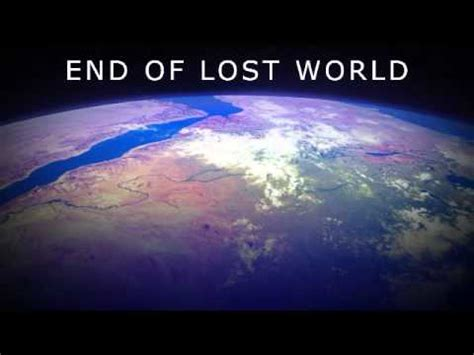 The Inn Of Lost Things 1 3 End end of lost world now the dead