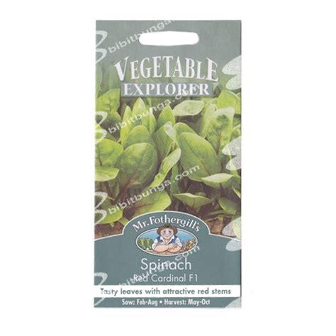 Harga Benih Tomat Permata F1 benih spinach cardinal f1 250 biji mr fothergills