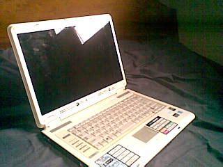 clean white toshiba dynabook laptop  sale  swap  phone computer market nigeria