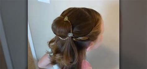 how to do disney hairstyles how to create a disney princess belle hairstyle 171 hairstyling