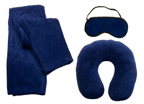 Travel Pillow Set travel set w blanket pillow mask overseas 6 7 week