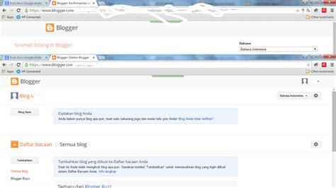 membuat web atau blog gratis cara membuat blog atau web gratis terbaru lengkap