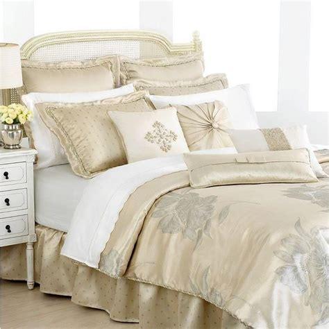 lenox bedding lenox silver bouquet king 4 piece bed in a bag set new ebay