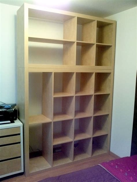 expedit hack 228 best images about ikea expedit kallax hacks on