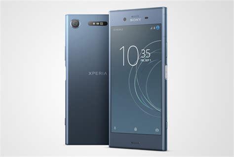 New Sony Xperia Xz1 Compact Ram 3 32gb Segel sony reveals new xperia smartphones