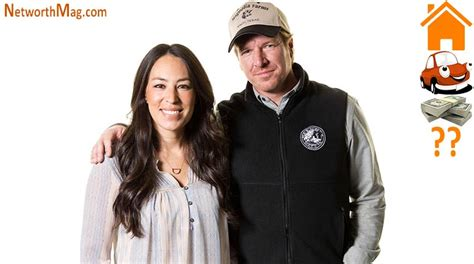 chip and joanna gaines net worth misfit garage cast salary and net worth celebrity