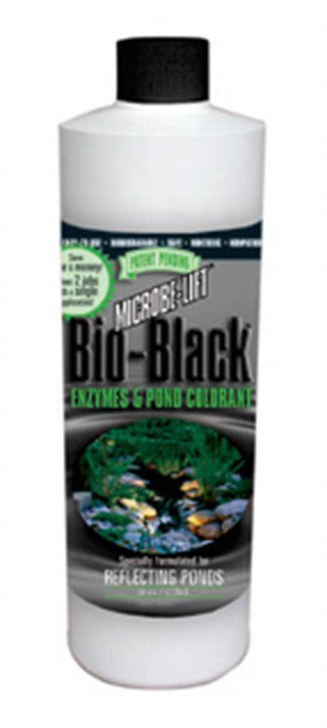 microbe lift bio black colorant 16oz bottle
