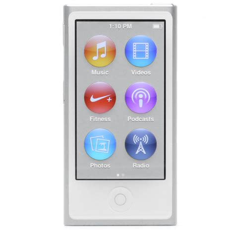 The Office Signed Ipod Nano by Ipod Nano 7th Generation White 16gb 16 Gb Brand New
