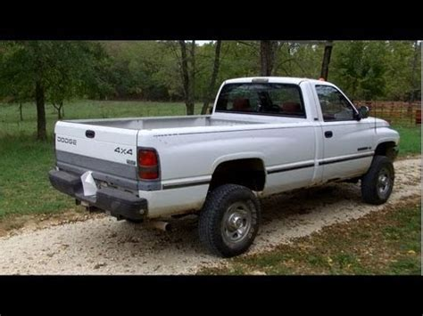 how does cars work 1994 dodge ram 2500 spare parts catalogs 1994 dodge ram 2500 long bed full tour start up youtube