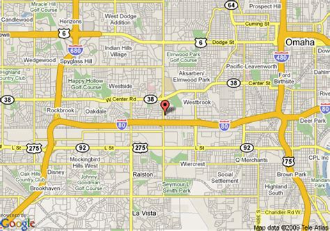 omaha nebraska usa map map of omaha travelodge omaha