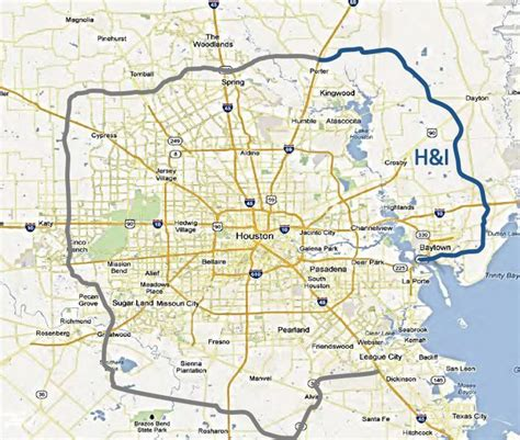 texas state highway 99 map ferrovial chosen to build a section of the grand parkway toll road in texas for 790 million