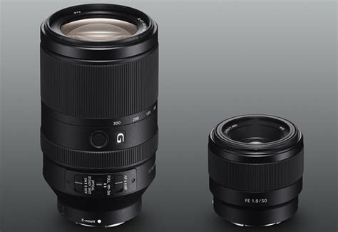 Sony Lens Fe 70 300mm F4 5 5 6 G Oss sony fe 70 300mm f 4 5 5 6 g oss lens announced price 1 198 available for pre order lens rumors