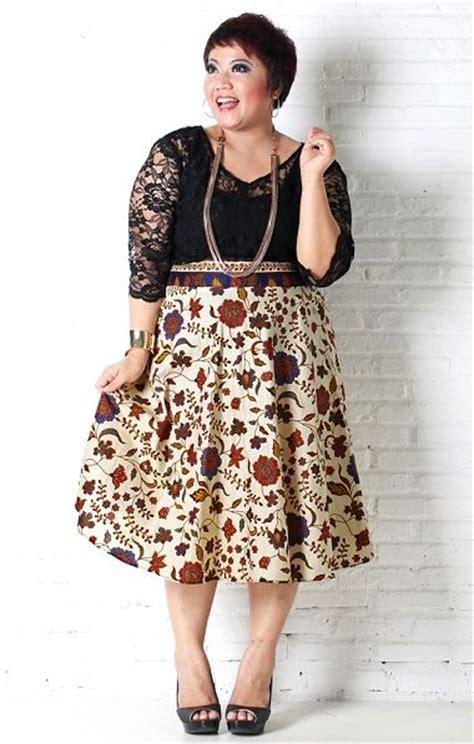 model kemeja untuk yang gemuk tips memilih model baju batik wanita gemuk