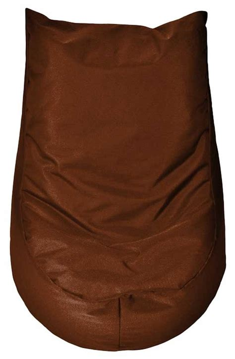 big brown bean bag valufurniture large gamer brown bean bag
