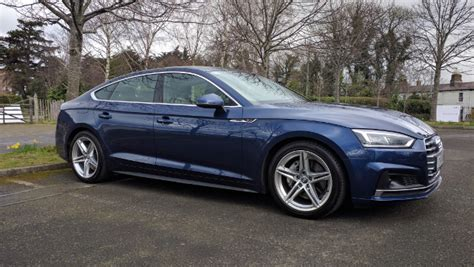 Wei Er Audi A5 by On Audi A5 Sportback 2 0 Tdi Techcentral Ie