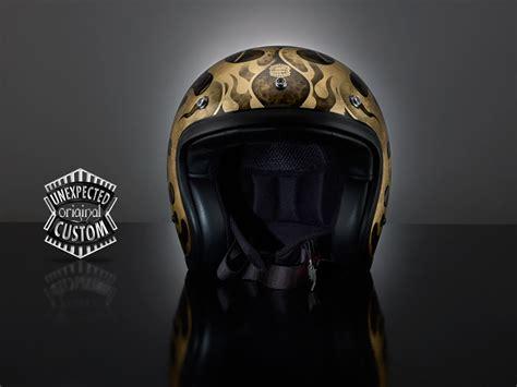 casco design helmet maya dmd vintage unexpected custom