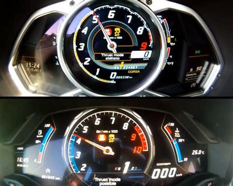Km H Lamborghini by 100 Lamborghini Aventador Speedometer Lamborghini