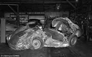 Dean Porsche Found Is Dean S Cursed Porsche 550 Spyder About To Be