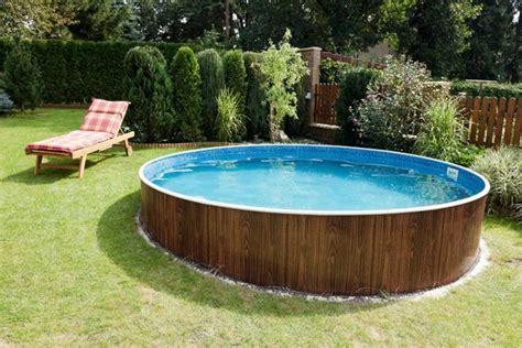 piscine da giardino esterne piscine esterne piscine da giardino tipi di piscine