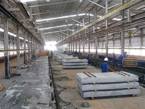 Concrete Sleeper Factory by Rms Projects 171 Complete Pre Stressed Concrete Sleeper
