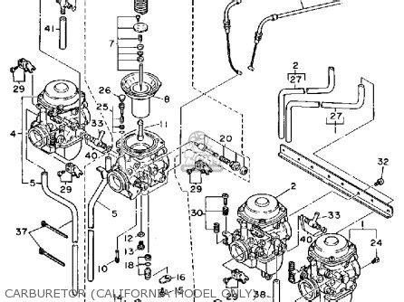 yamaha xj 600 wiring diagram yamaha wiring diagram
