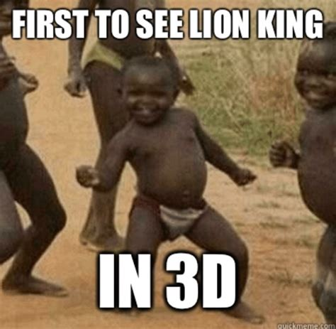Black African Kid Dancing Meme - image 702024 the lion king know your meme