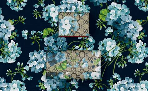 flower pattern gucci gucci blue blooms accessories collection les fa 199 ons