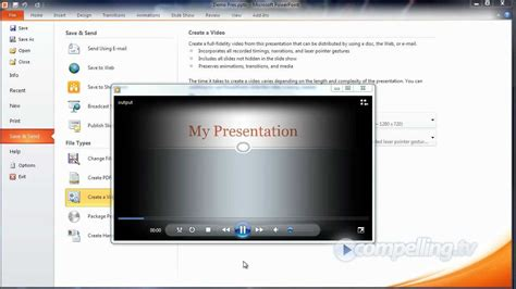 a scow videos how to create hd video with powerpoint youtube