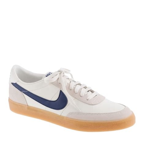 white nike sneakers mens nike killshot 2 sneakers in white for lyst