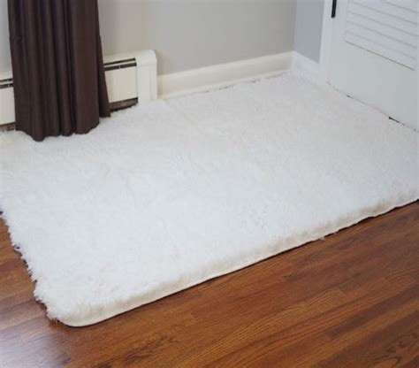 rugs for dorms college plush rug white essentials
