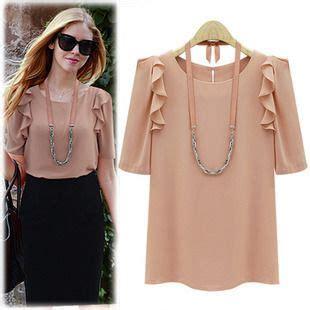 Blouse Combo Brokat 2014 summer korean fashion s blouse