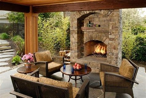 Outdoor Kitchen And Fireplace Ideas Outdoor Kitchen And Fireplace