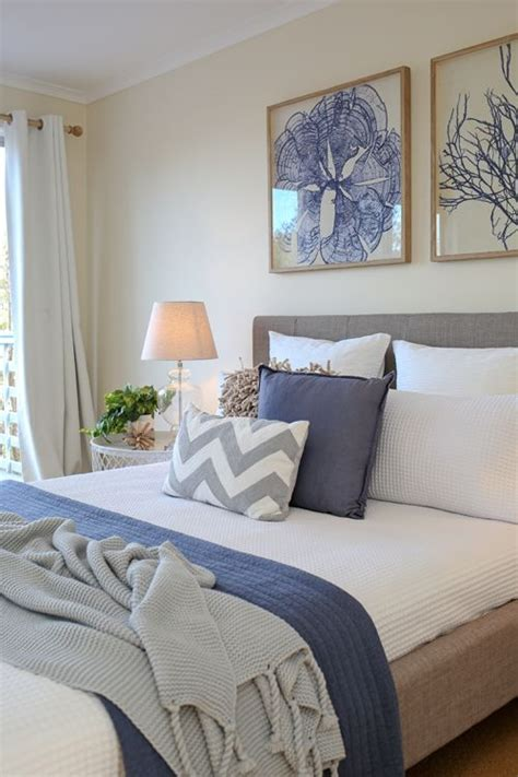 master bedroom quilts shabby chic coastal beach style htons master