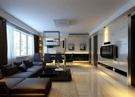 living room restaurant modern living dining rooms 2013 download 3d house