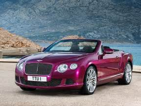 Bentley Continental Gt Cabriolet Price Bentley Continental Gt Speed Convertible 1 Images 2014