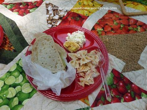 ina garten picnic a perfect picnic from my carolina home