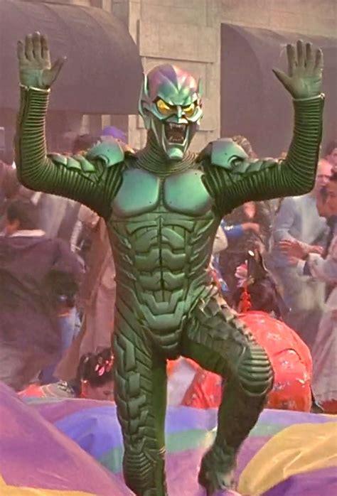 spiderman film green goblin marvel in film n 176 8 2002 willem dafoe as the green